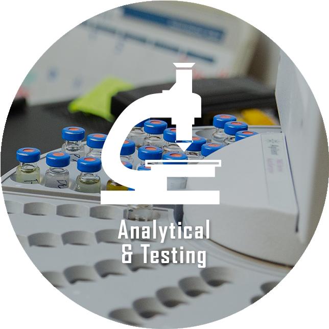 analytical testing